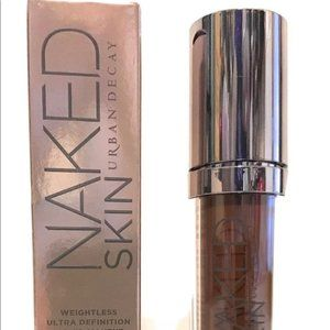 Urban Decay Shade 12.5 Naked Weightless Foundation
